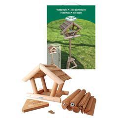 """ESSCHERT DESIGN Budka pro ptáčky """"BEST FOR BIRDS"""", stavebníce"""