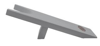 ESSCHERT DESIGN Zouvák na boty, šedá, 30 cm
