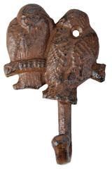 """ESSCHERT DESIGN Háček ptáček """"MISCELLANEOUS"""", litinový, 9 x 3 x 12,5 cm"""