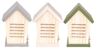 ESSCHERT DESIGN Dřevěný domeček pro berušky