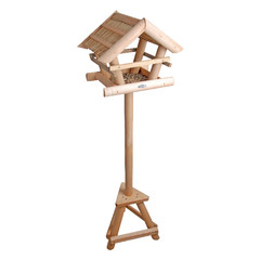 "ESSCHERT DESIGN Budka pro ptáčky ""BEST FOR BIRDS"" na noze"