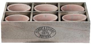 ESSCHERT DESIGN Dřevěná krabice