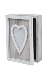 EGO DEKOR Krabička se srdcem, 5,5 x 13,5 x 19 cm