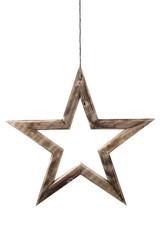 EGO DEKOR Dekorace hvězda, V