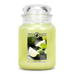 GOOSE CREEK Svíčka 0,68 KG Limetka Yuzu, aromatická v dóze SP