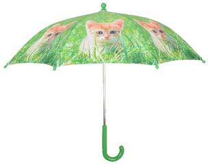 ESSCHERT DESIGN Deštník dětský, Zrzavé kotě