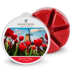 GOOSE CREEK Vosk Svěží tulipány, 59g , do aroma lampy (Goose Creek)