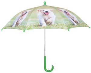 ESSCHERT DESIGN Deštník dětský, Bílé štěně
