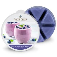 GOOSE CREEK Vosk Řecký borůvkový jogurt, 59g , do aroma lampy (Goose Creek)