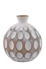 EGO DEKOR ECO Váza z recyklovaného skla