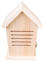 "ESSCHERT DESIGN Dřevěný domeček pro berušky ""ESSCHERT´S GARDEN"" , velikost: 21 x 15 x 13 cm, barva: bílá"