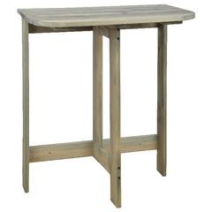 ESSCHERT DESIGN Stůl skládací dřevěný 74 cm