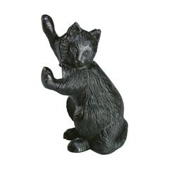 ESSCHERT DESIGN Zarážka na dveře Kočka, litina černá