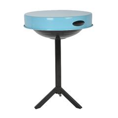 ESSCHERT DESIGN Gril / stolek, modrý