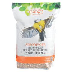 ESSCHERT DESIGN Krmení pro ptáčky, zimní, 4 kg