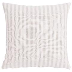 EGO DEKOR Polštář Medium Fine, 45x45, pruhovaná pískovo růžová
