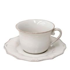 COSTA NOVA Hrnek na čaj s talířkem 0,22 L,