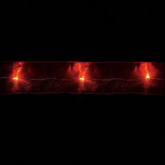 EGO DEKOR Stuha LED, červená