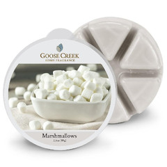 GOOSE CREEK Vosk Marshmallows, 59g , do aroma lampy