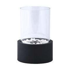 ESSCHERT DESIGN Lampa na bioethanol, kruhová