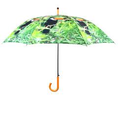 ESSCHERT DESIGN Deštník Tukan s vnitřním potiskem