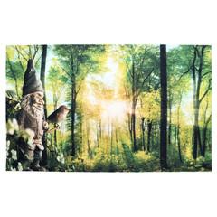 ESSCHERT DESIGN Podložka pod rohožku Trpaslík v lese