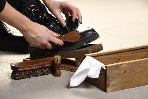 ESSCHERT DESIGN Sada na čištění obuvi
