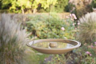 ESSCHERT DESIGN Koupel pro ptáčky, bambusová
