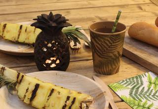 ESSCHERT DESIGN Lucerna ananas, litina