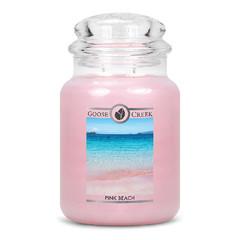 GOOSE CREEK Svíčka 0,68 KG PINK BEACH, aromatická v dóze SP