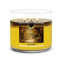 Svíčka 0,41 KG AUTUMN, aromatická v dóze, 3 knoty
