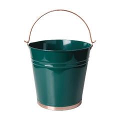 ESSCHERT DESIGN Kyblík zelený plechový