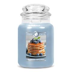 GOOSE CREEK Svíčka 0,68 KG BLUEBERRY PANCAKES, aromatická v dóze SP