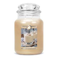 GOOSE CREEK Svíčka 0,68 KG IRISH CREAM SWIRL, aromatická v dóze SP