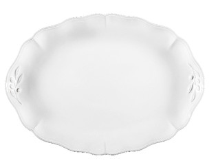 """COSTA NOVA Tác oválný 40 cm, """"ALENTEJO"""", bílá"""