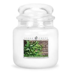 GOOSE CREEK Svíčka 0,45 KG Eucalyptus, aromatická ve skle (Minted Eucalyptus)