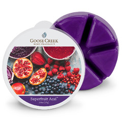 GOOSE CREEK Vosk Superovoce, 59g , do aroma lampy (Superfruit Acail)