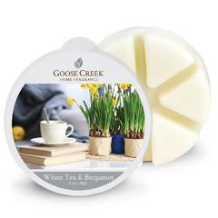 GOOSE CREEK Vosk Bílý čaj s Bergamotem, 59g , do aroma lampy