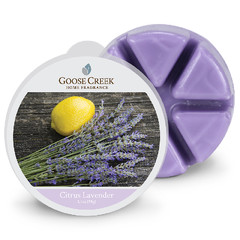 GOOSE CREEK Vosk Citrusová levandule, 59g , do aroma lampy (Citrus Lavendar)