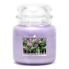 GOOSE CREEK Svíčka 0,45 KG Šeříková zahrada, aromatická ve skle (Lilac Garden)