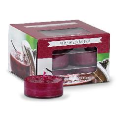 GOOSE CREEK Čajovky Jahodová marmeláda, dárkové balení 12ks/box (Strawberry Jam)