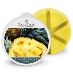 GOOSE CREEK Vosk Vzrušující ananas, 59g , do aroma lampy (Exhilarating Pineapple)