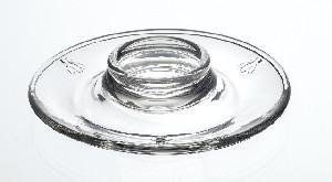 LA ROCHERE DOP Stojánek na vejce 2,6cm, ABEILLE, čirá (DOPRODEJ)