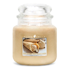 GOOSE CREEK Svíčka 0,45 KG Burákové sladké máslo, aromatická ve skle (Peanut Butter Sugar)