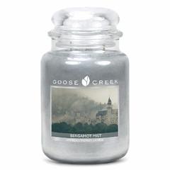 GOOSE CREEK Svíčka 0,68 KG Bergamotový závoj, aromatická ve skle (Bergamot Mist)