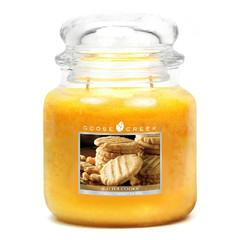 GOOSE CREEK Svíčka 0,45 KG Máslový koláč, aromatická ve skle (Butter Cookie)