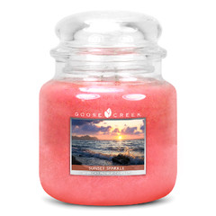 GOOSE CREEK Svíčka 0,45 KG Západ slunce, aromatická ve skle (Sunset Sparkle)