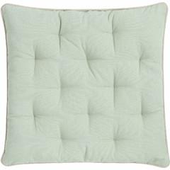 EGO DEKOR Sedací polštář na židli 40x40x5 cm, mrazivě zelená