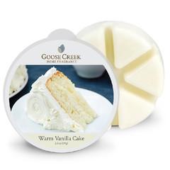GOOSE CREEK Vosk Horký vanilkový koláč, 59g , do aroma lampy (Warm Vanilla Cake)